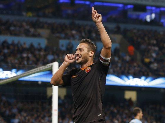 """Scanpix"" nuotr./Francesco Totti"