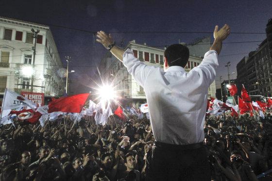 """Reuters""/""Scanpix"" nuotr./Aleksis Cipras"