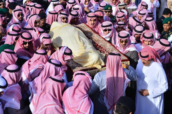 """Scanpix""/AP nuotr./Karaliaus Abdullah laidotuvės"