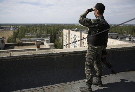 """""""Scanpix""""/AP nuotr./Ukrainos karys Mariupolyje"""
