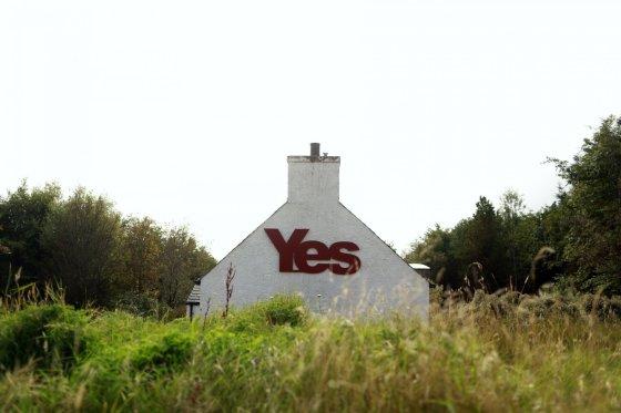 """""""Reuters""""/""""Scanpix"""" nuotr./Referendumas dėl Škotijos nepriklausomybės"""