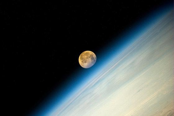 twitter.com/OlegMKS nuotr./Mėnulis
