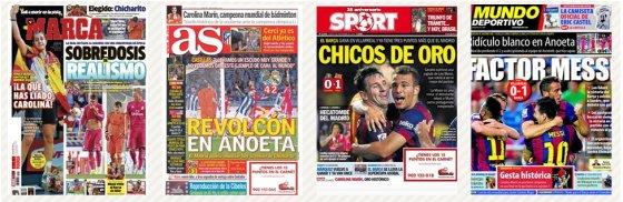 Nacionaliniai Ispanijos sporto dienraščiai
