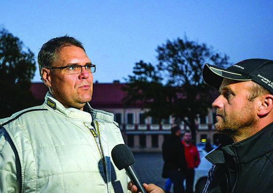 Asmeninio archyvo nuotr. /N40 vyrų autoklubo prezidentas Algirdas Kazlauskas