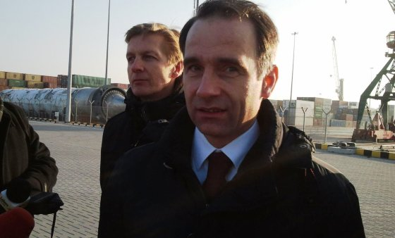 L. Sėlenienės nuotr. /Energetikos ministras Rokas Masiulis