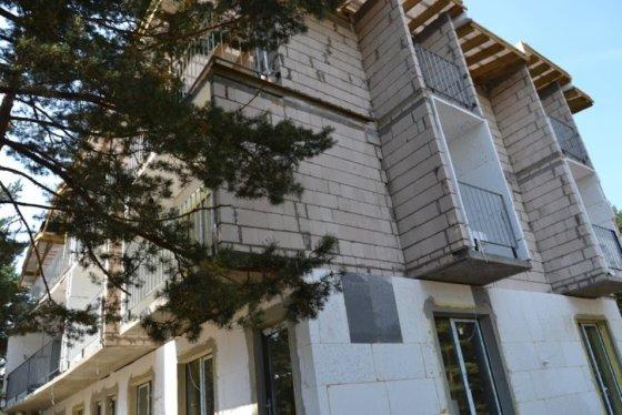 Verslininko įgeidis pastatyti 900 kvadratinių metrų gyvenamąjį namą Palangos savivaldybei įtarimų nesukėlė