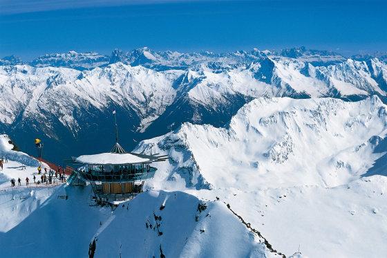 Austrijos kalnai