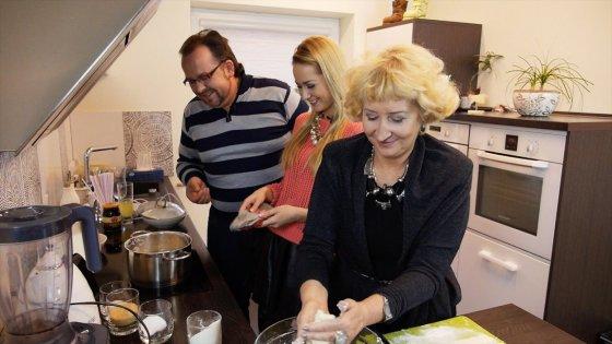 TV3 nuotr./Rūta Elžbieta Mazurevičiūtė su mama