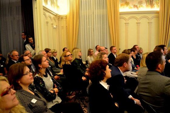 verslilietuva.lt nuotr./Lietuvos maisto pramonės potencialas pristatytas Prancūzijos ir Afrikos šalių atstovams