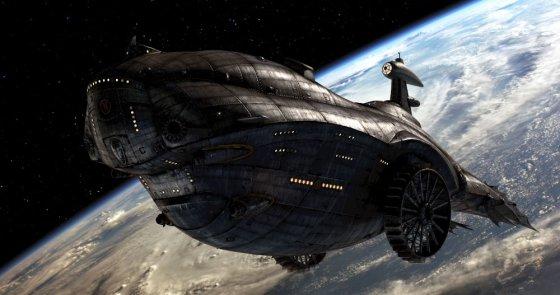 Kosminis povandeninis laivas Gustavo nuotykiai