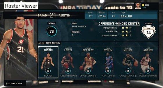"""AFP/""""Scanpix"""" nuotr./I.Austinas buvo įtrauktas į """"NBA 2K15"""" laisvųjų agentų gretas."""