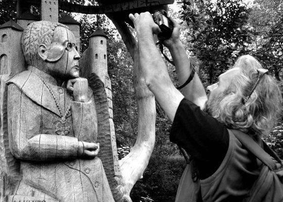 Skulptūra Druskininkuose