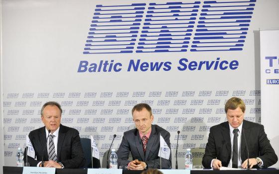 Topo centro spaudos konferencija