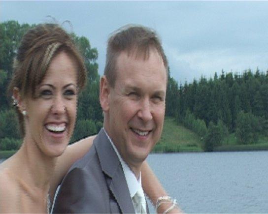 TV3 nuotr./Ligitas Kernagis su žmona Neringa