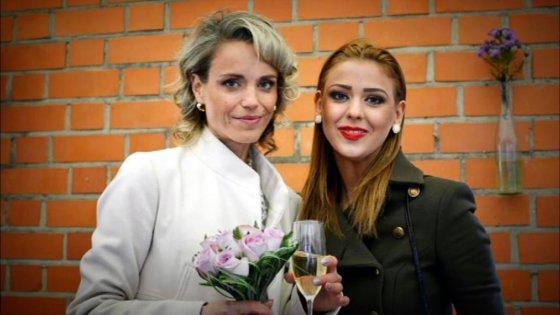 TV3 nuotr./Dileta Meškaitė su mama