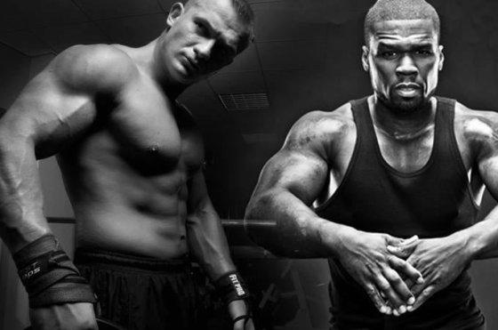 Koliažas/Ironvytas ir 50 Cent