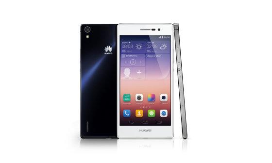 Kinų išmanusis Huawei Ascend P7