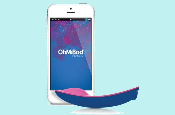 """""""OhMiBod"""" nuotr./CES parodoje pristatytos kelnaitės, kurios valdomos išmaniuoju telefonu"""