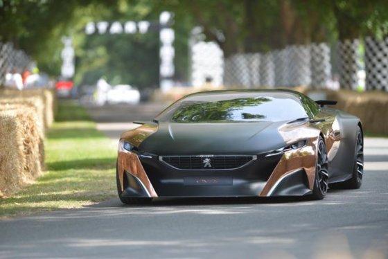 "(Newspress.co.uk nuotr.)/""Peugeot Onyx"""