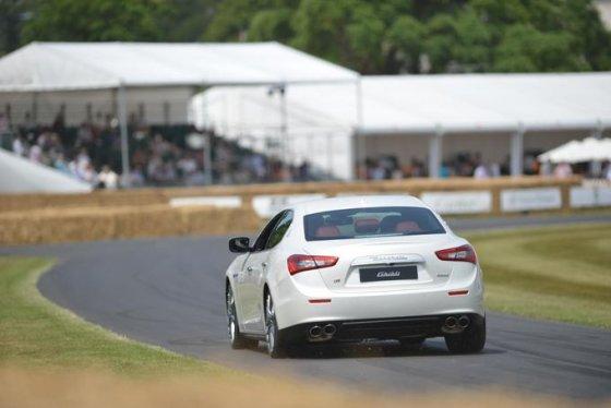 """(Newspress.co.uk nuotr.)/""""Maserati Ghibli"""""""