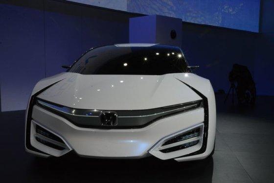 """Newspress.co.uk nuotr./""""Honda FCEV"""""""