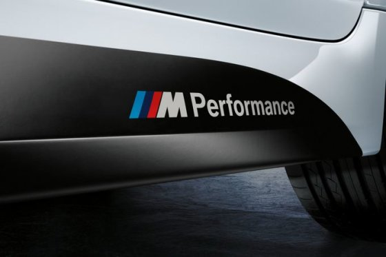 """BMW nuotr./""""BMW M Performance"""" apdaila 5 serijos sedanui"""
