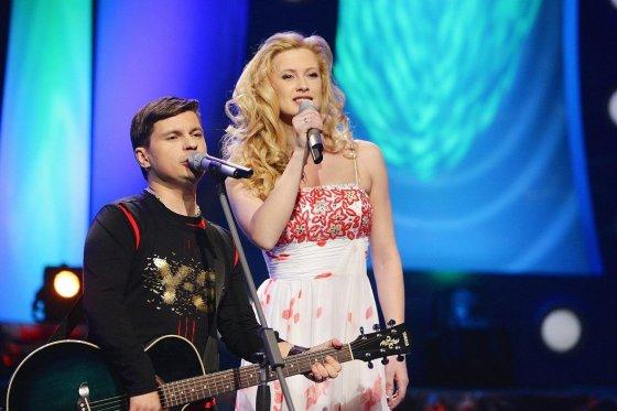 TV3 nuotr./Renata Voitechovskaja-Norvilė ir Deivis Norvila