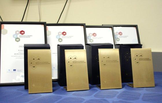 Apdovanoti geriausieji Utenos regione. Giedrės Nalivaikaitės nuotr.