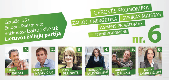 Lietuvos žaliųjų partija