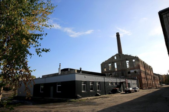 Planuojama Elnio fabriko teritorijos konversija į komercinę zoną