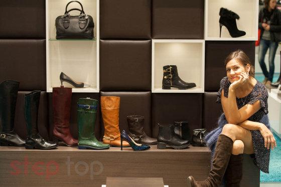 Šį sezoną populiariausia jojiko batų forma su prailgintu aulo priekiu