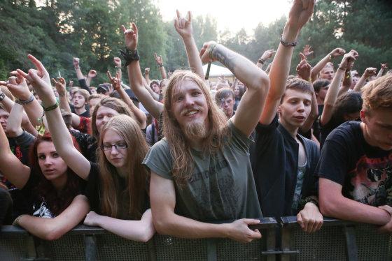 """Martyno Siruso/Žmonės.lt nuotr./Festivalis """"Velnio akmuo"""""""