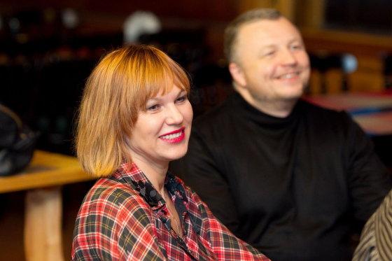 TV3 nuotr./Prodiuserė Neringa Kavaliauskienė ir Gediminas Juodeika