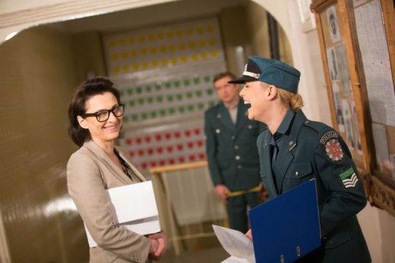 TV3 nuotr./Rimantė Valiukaitė ir Toma Vaškevičiūtė