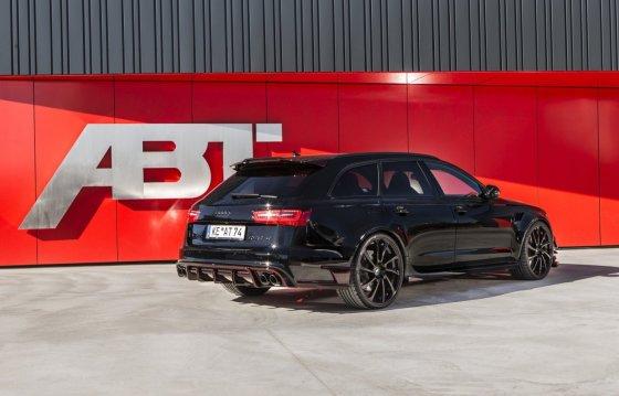 """ABT-Sportsline"" nuotr./""ABT Audi RS6-R"""