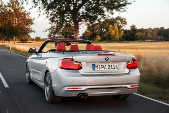 "BMW nuotr./""BMW 2 Series Convertible"""