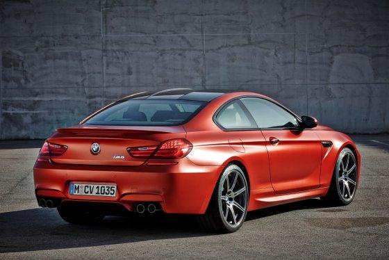 BMW nuotr./BMW M6