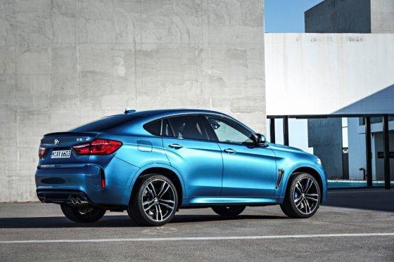 BMW nuotr./BMW X6 M