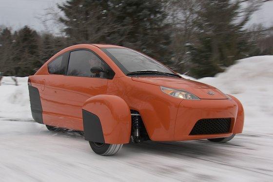 """Elio Motors"" nuotr./""Elio Motors"""