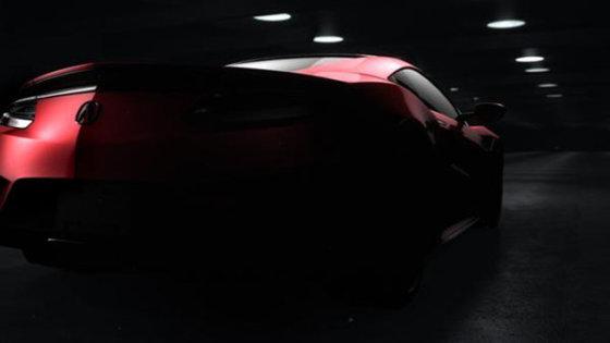 """Honda"" nuotr./""Honda NSX"""