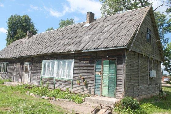 Tomo Markelevičiaus nuotr./Nužudyto vaikino namai
