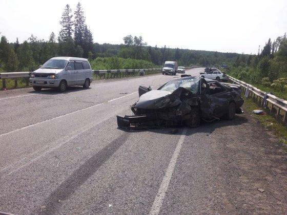 Aido Bubino nuotr./Kelionės metu užfiksuota avarija