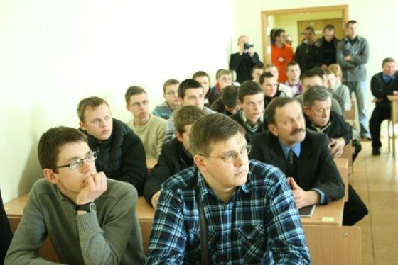 Andriaus Žilėno nuotr./Konkurso akimirka