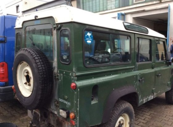 "mobile.de nuotr./""Land Rover Defender"""