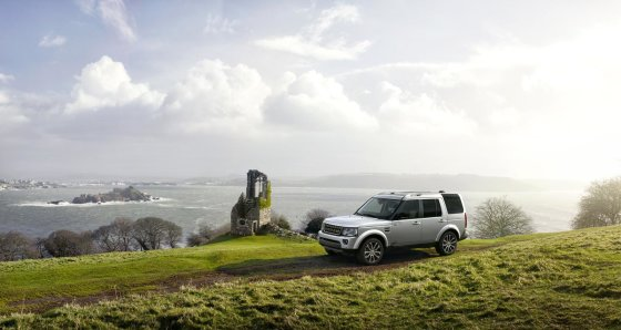 """""""Land Rover"""" nuotr./""""Land Rover Discovery XXV"""""""