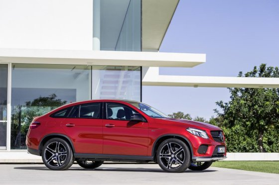 """Mercedes"" nuotr./""Mercedes-Benz GLE"""