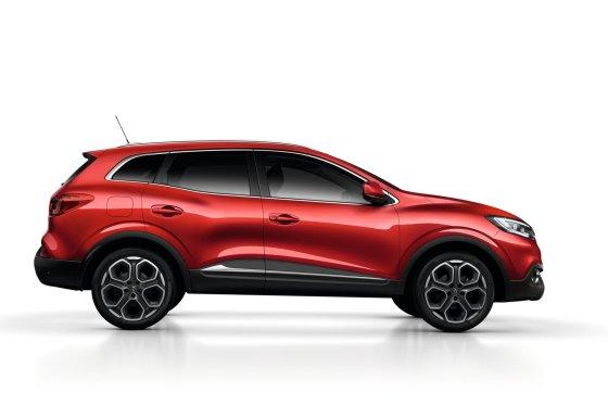 """""""Renault"""" nuotr./Naujasis """"Renault Kadjar"""""""