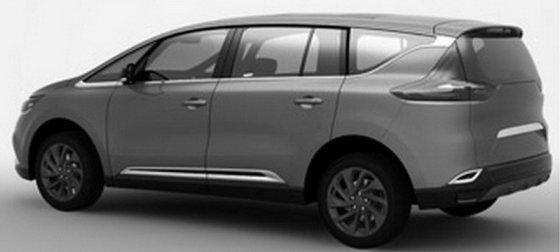 """Renault"" nuotr./Penktosios kartos ""Renault Espace"""