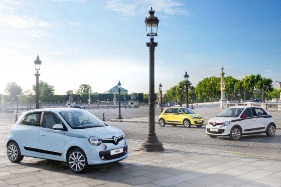 """Renault"" nuotr./""Renault Twingo"""