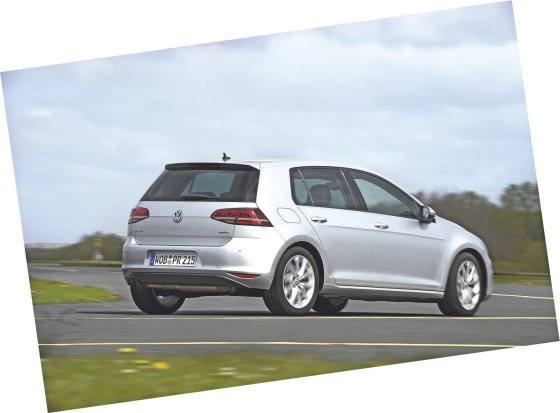 """Autobild"" nuotr./""Volkswagen Golf"""
